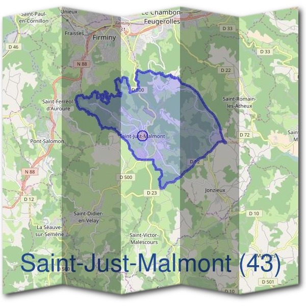 Mairie de Saint-Just-Malmont (43)