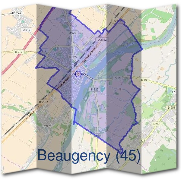 Mairie de Beaugency (45)