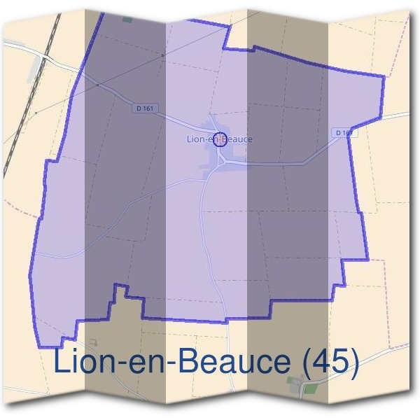 Mairie de Lion-en-Beauce (45)