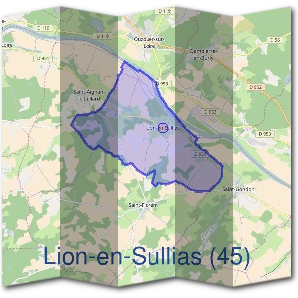Mairie de Lion-en-Sullias (45)