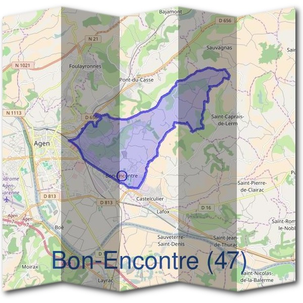 Mairie de Bon-Encontre (47)