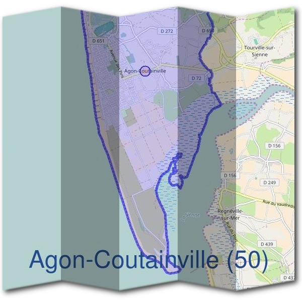 Mairie d'Agon-Coutainville (50)