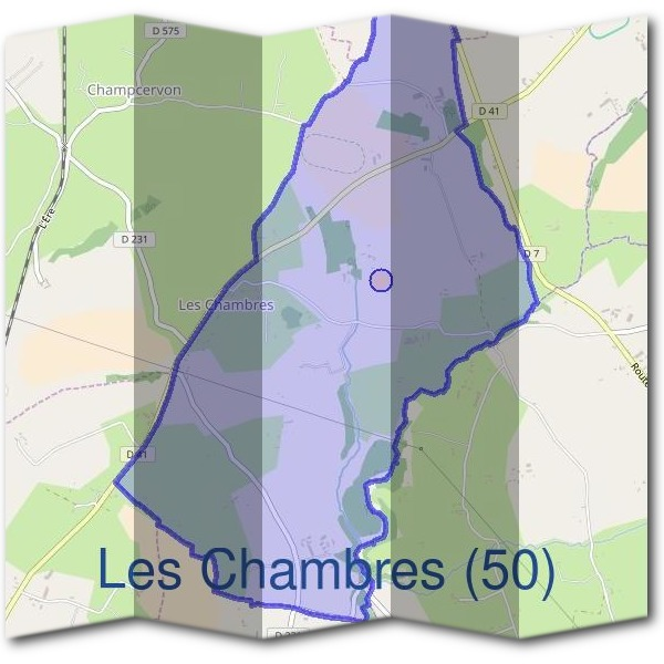 Mairie des Chambres (50)