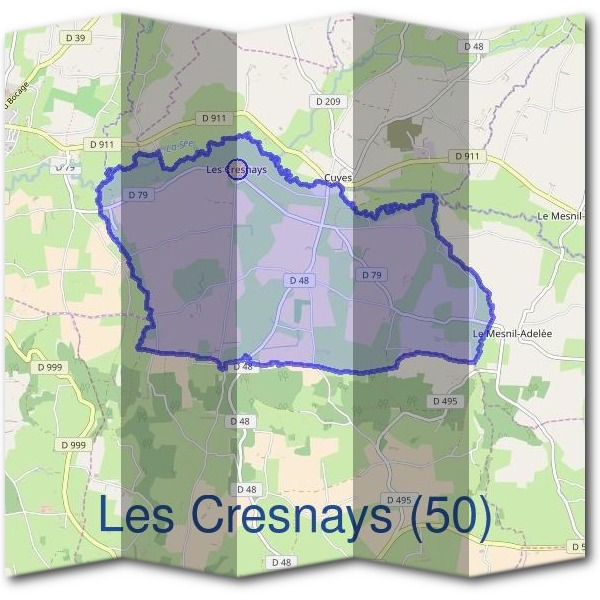 Mairie des Cresnays (50)