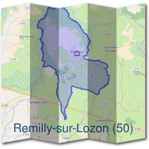 Mairie de Remilly-sur-Lozon (50)