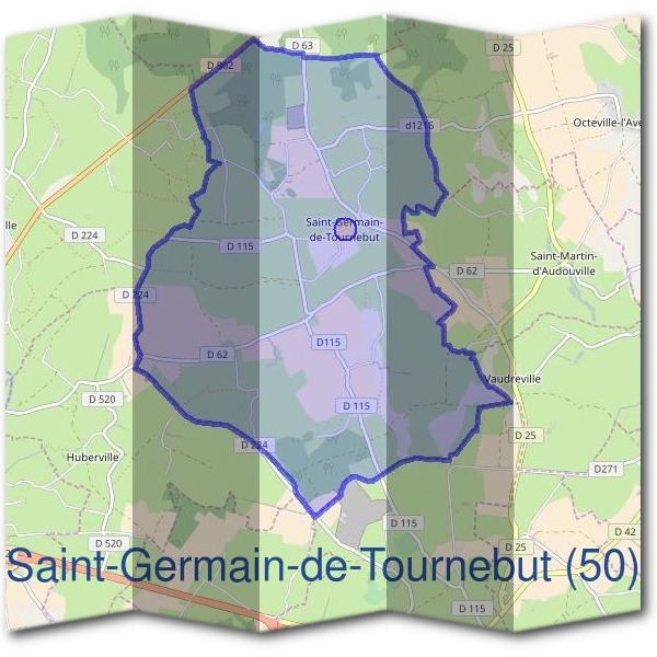 Mairie de Saint-Germain-de-Tournebut (50)