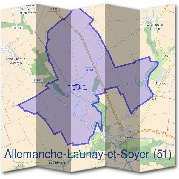 Mairie d'Allemanche-Launay-et-Soyer (51)