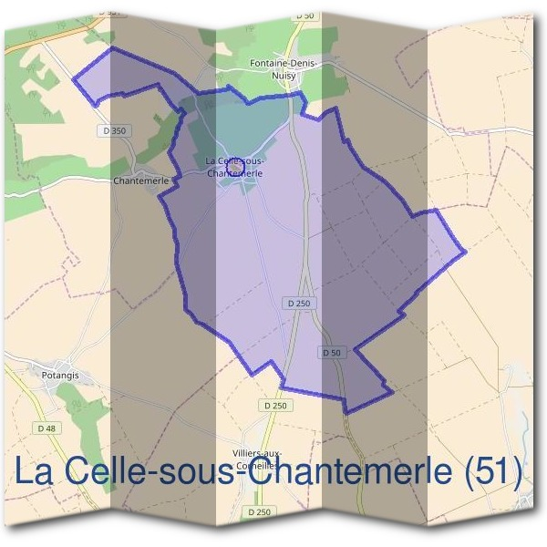 Mairie de La Celle-sous-Chantemerle (51)