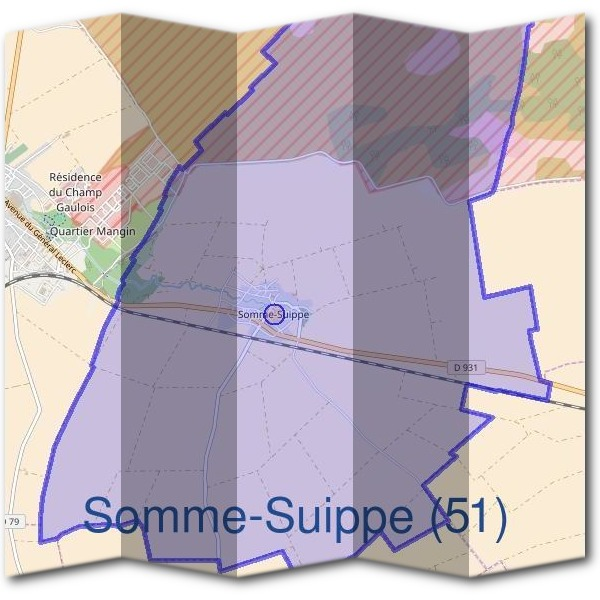 Mairie de Somme-Suippe (51)