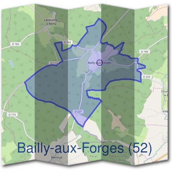 Mairie de Bailly-aux-Forges (52)