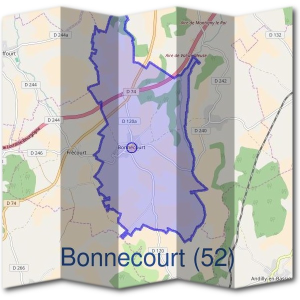 Mairie de Bonnecourt (52)
