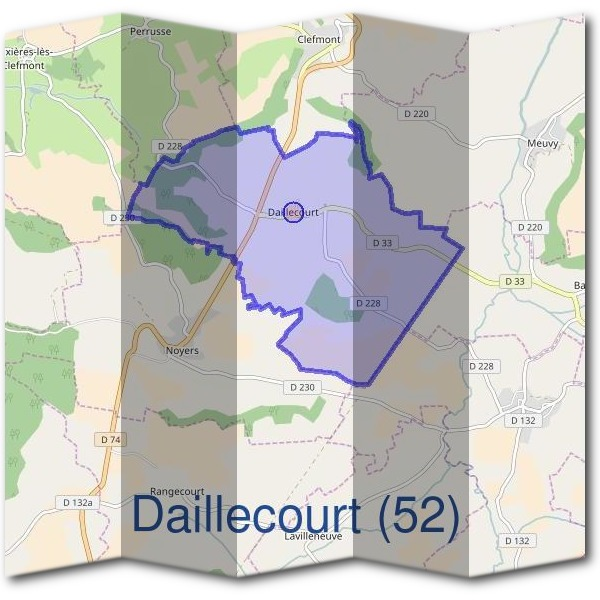 Mairie de Daillecourt (52)