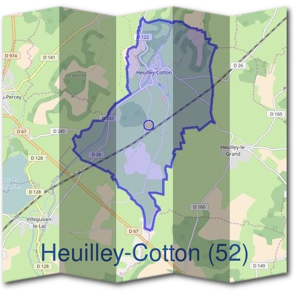 Mairie d'Heuilley-Cotton (52)