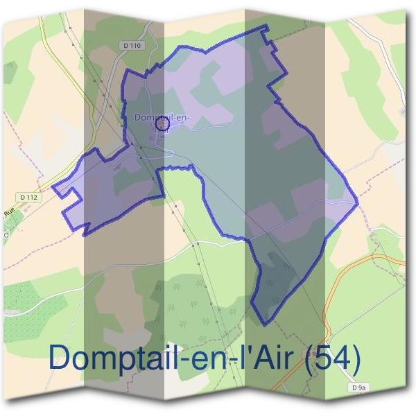 Mairie de Domptail-en-l'Air (54)