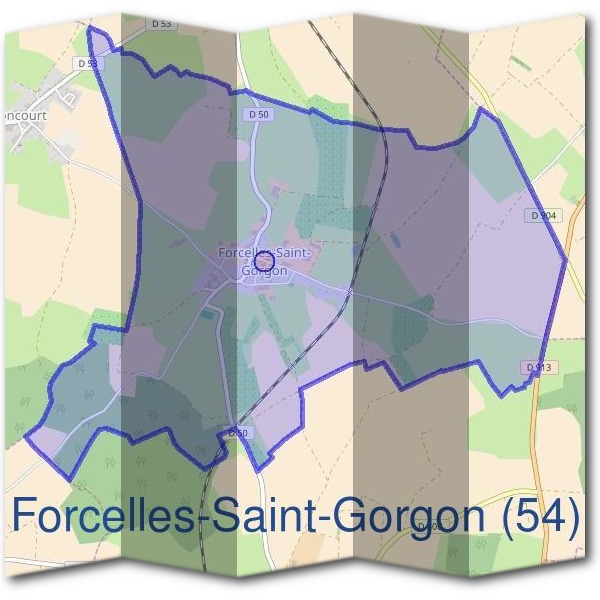 Mairie de Forcelles-Saint-Gorgon (54)
