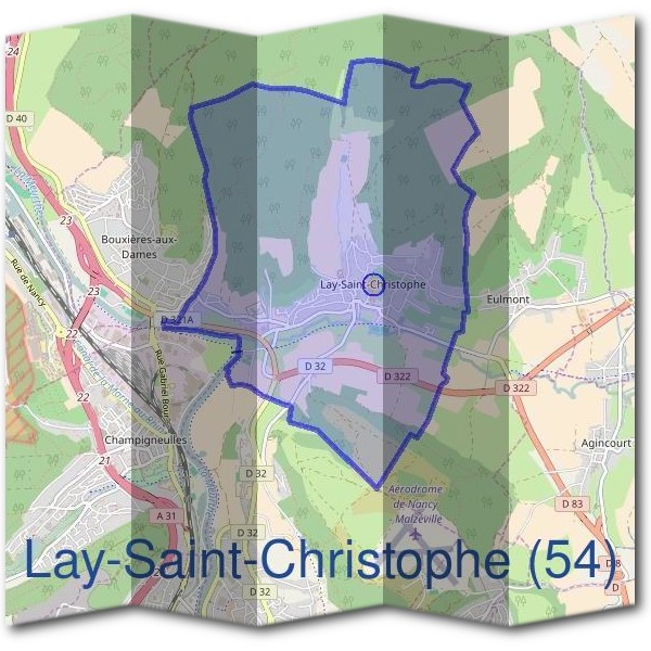 Mairie de Lay-Saint-Christophe (54)