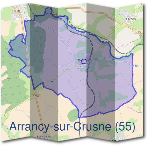 Mairie d'Arrancy-sur-Crusne (55)
