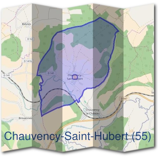 Mairie de Chauvency-Saint-Hubert (55)