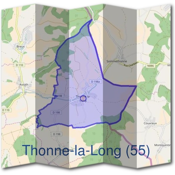 Mairie de Thonne-la-Long (55)