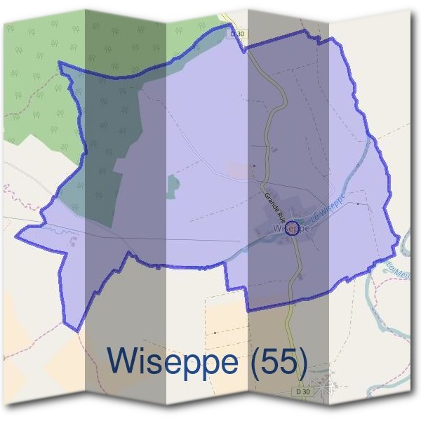 Mairie de Wiseppe (55)