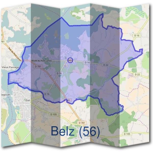 Mairie Belz (56550)   Démarches en Mairie