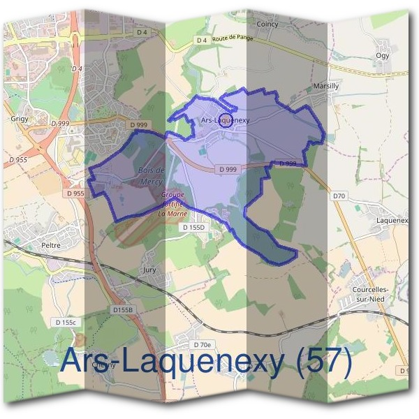 Mairie d'Ars-Laquenexy (57)