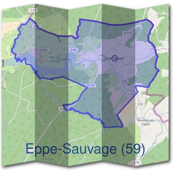 Mairie d'Eppe-Sauvage (59)