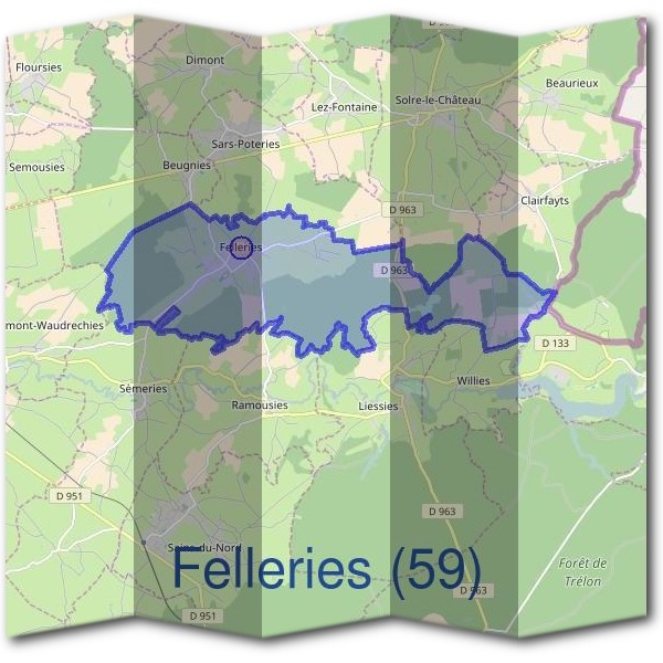 Mairie de Felleries (59)