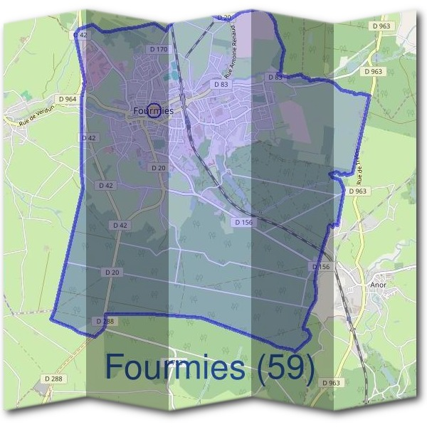 Mairie de Fourmies (59)