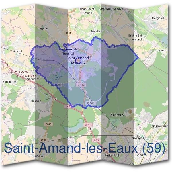 Mairie saint amand les eaux 59230 d marches en mairie - Piscine saint amand les eaux horaires ...