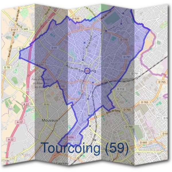 mairie tourcoing 59200 d marches en mairie. Black Bedroom Furniture Sets. Home Design Ideas