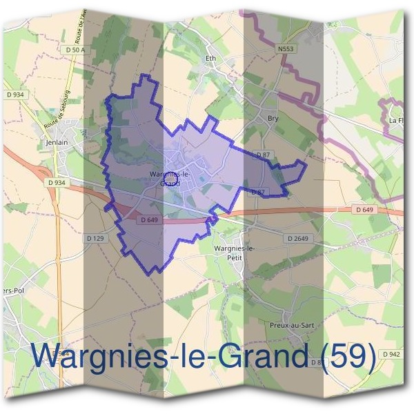 Mairie de Wargnies-le-Grand (59)