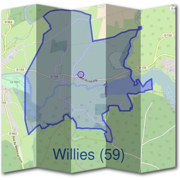 Mairie de Willies (59)