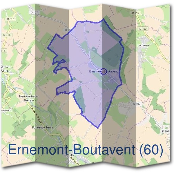 Mairie d'Ernemont-Boutavent (60)