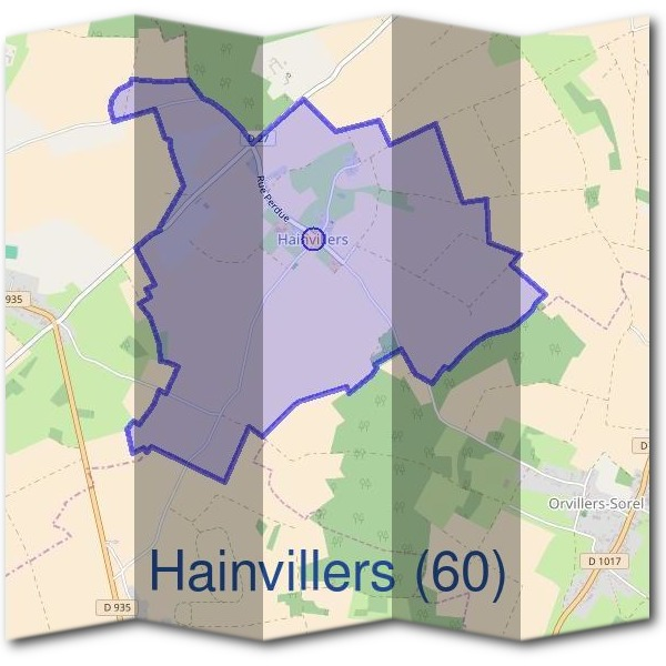 Mairie d'Hainvillers (60)