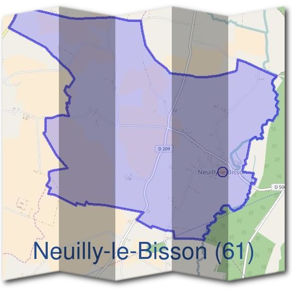 Mairie de Neuilly-le-Bisson (61)