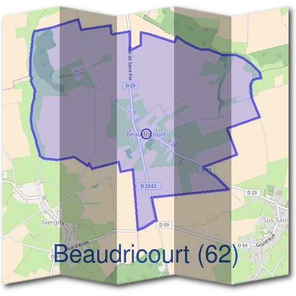 Mairie de Beaudricourt (62)