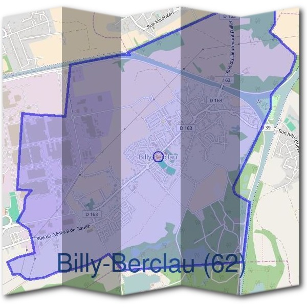 Mairie de Billy-Berclau (62)
