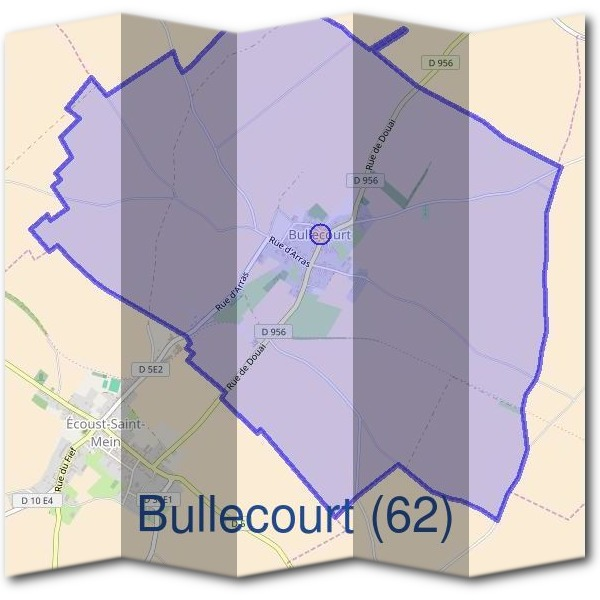 Mairie de Bullecourt (62)