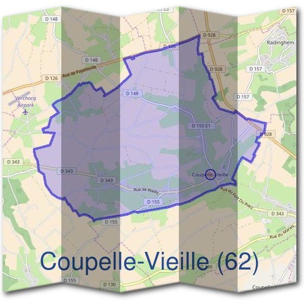 Mairie de Coupelle-Vieille (62)