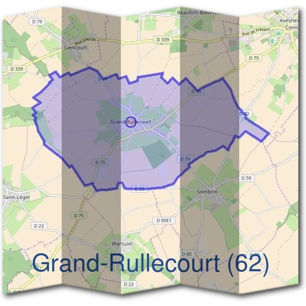 Mairie de Grand-Rullecourt (62)