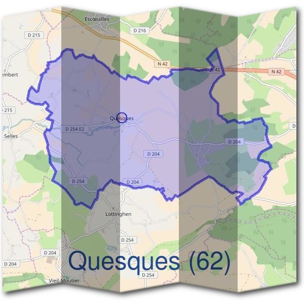 Mairie de Quesques (62)