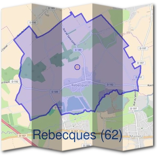 Mairie de Rebecques (62)