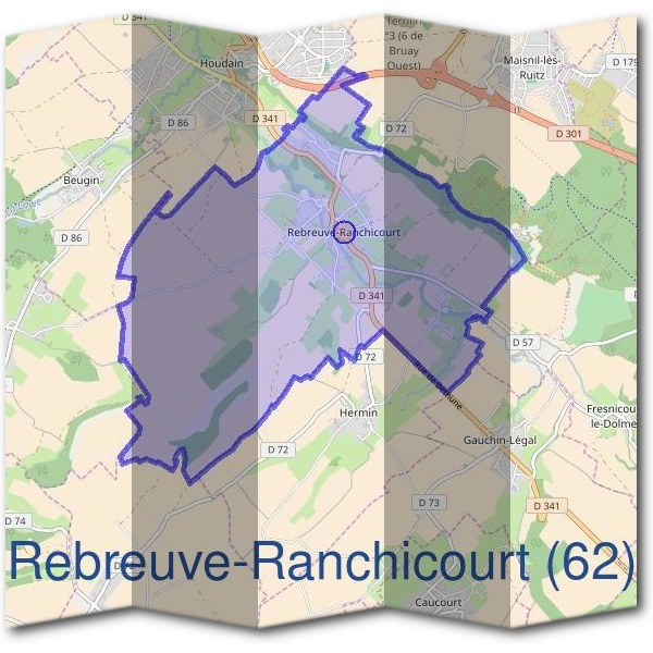 Mairie de Rebreuve-Ranchicourt (62)