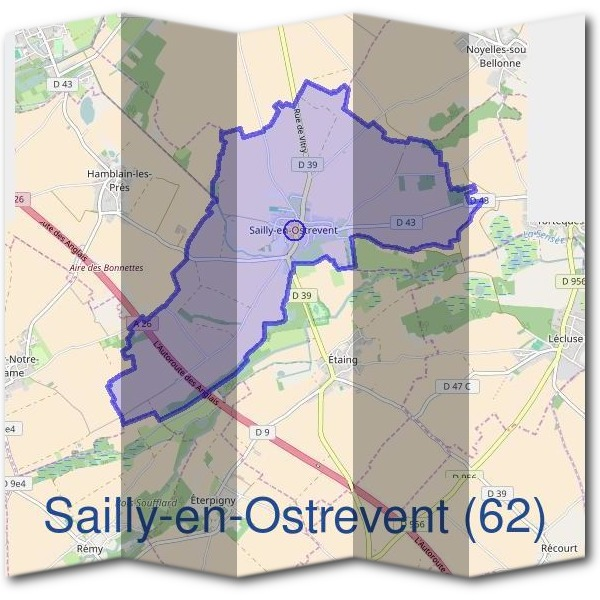 Mairie de Sailly-en-Ostrevent (62)