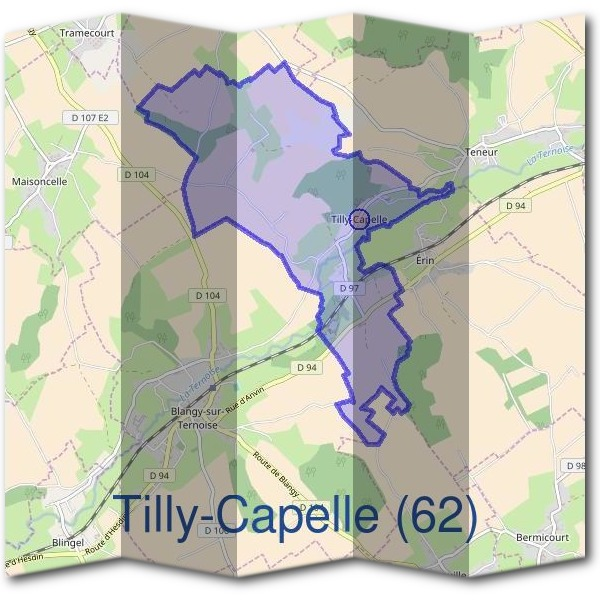 Mairie de Tilly-Capelle (62)