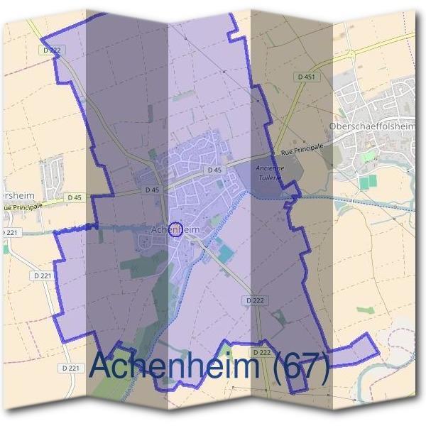 mairie achenheim 67204 d marches en mairie. Black Bedroom Furniture Sets. Home Design Ideas