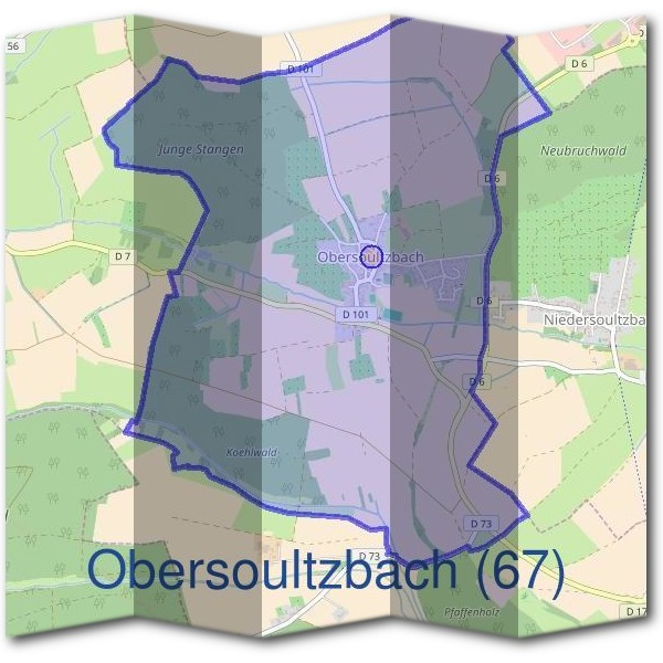 Mairie d'Obersoultzbach (67)