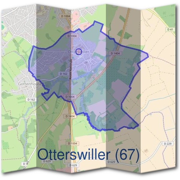 Mairie d'Otterswiller (67)