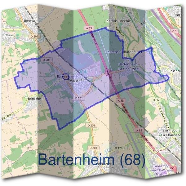 Mairie Bartenheim (68870) - Démarches en Mairie